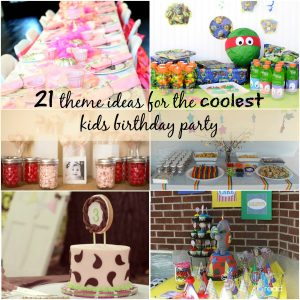 Kids Parties Gold Coast Party Themes